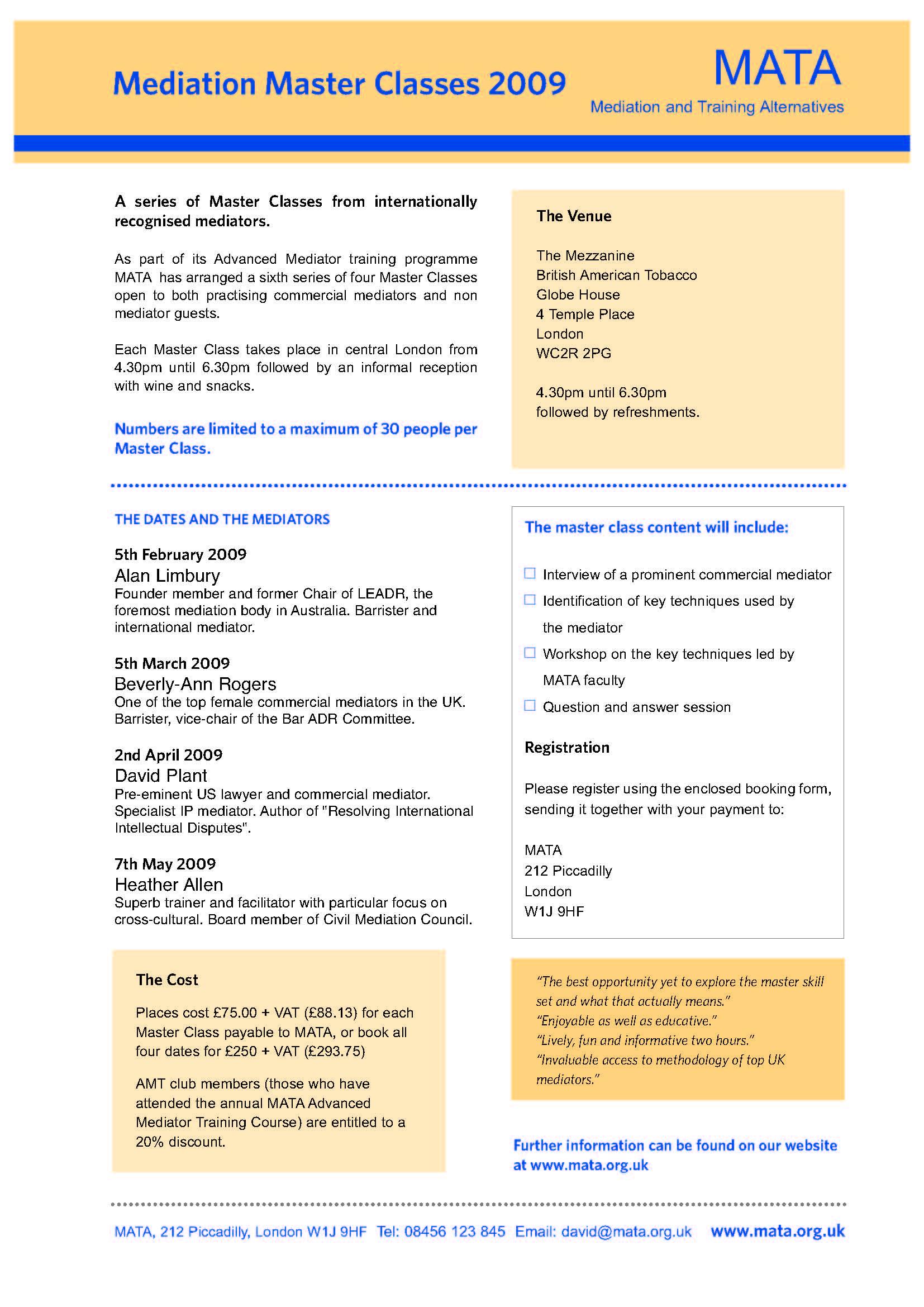 master-class-programme-details-2009